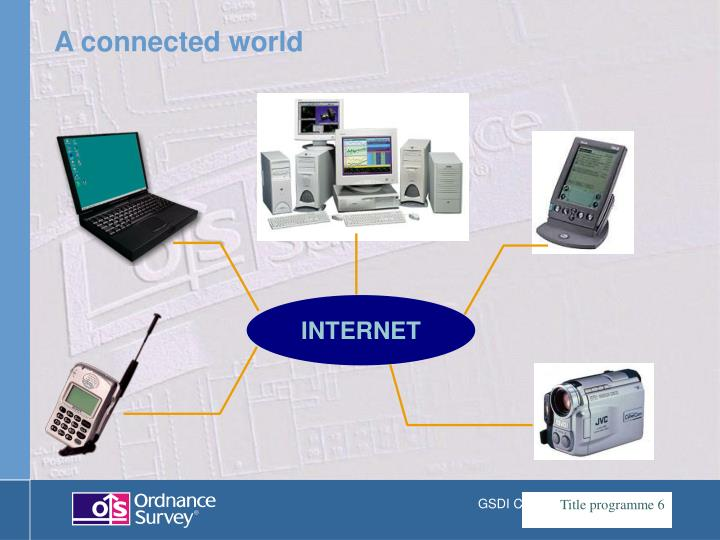 A connected world