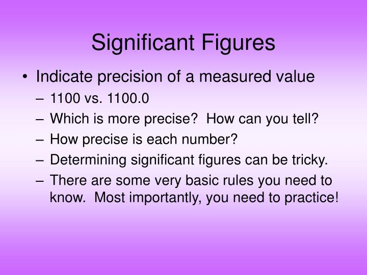 significant figures n.