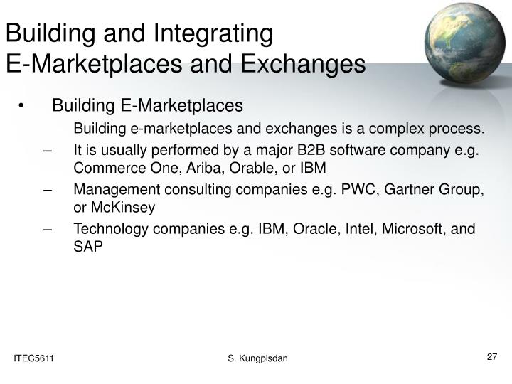 Building and Integrating