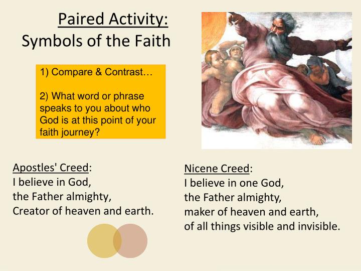 Paired Activity: