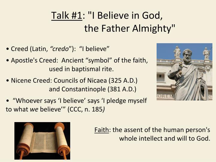 Creed (Latin,
