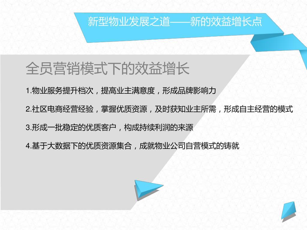物业公司经营模式_PPT - 重庆森库网络发展有限公司 PowerPoint Presentation, free download - ID ...