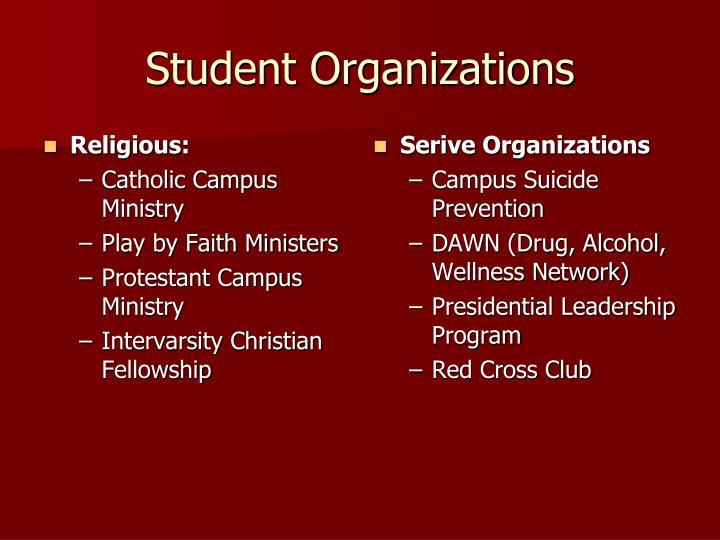 Religious: