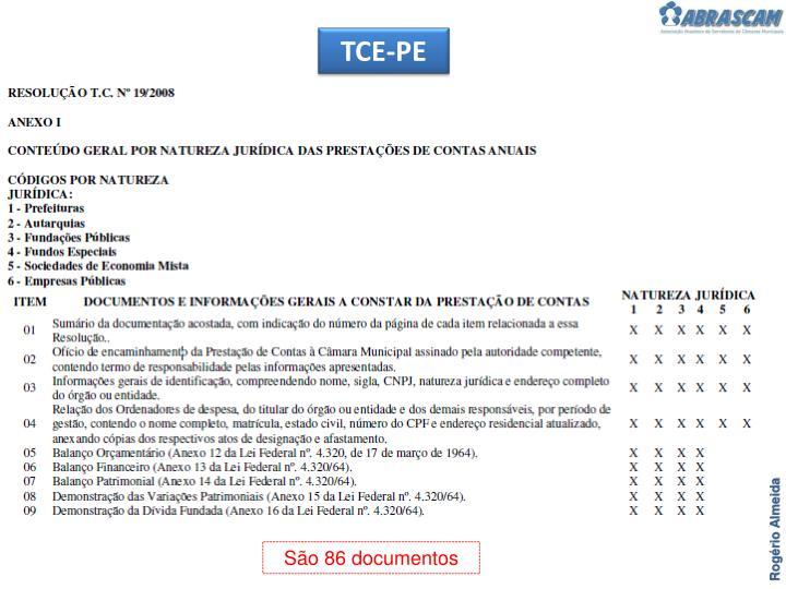 TCE-PE