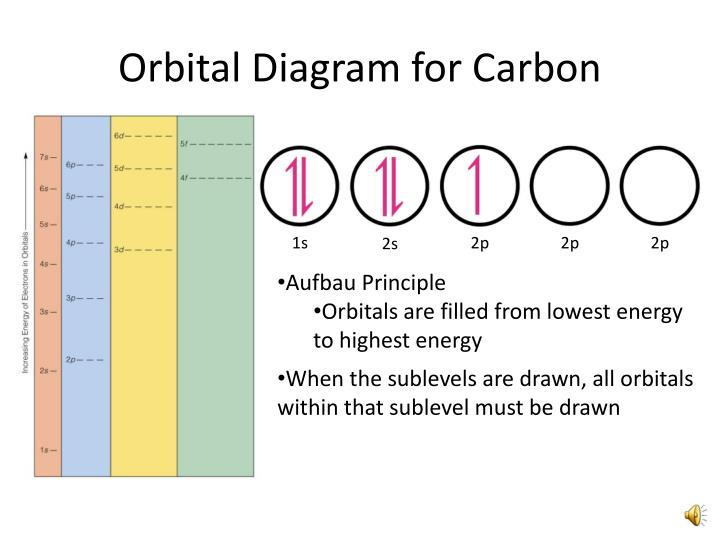 Electron Orbital Diagram For Carbon Trusted Wiring Diagrams