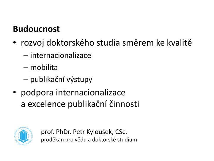 prof. PhDr. Petr