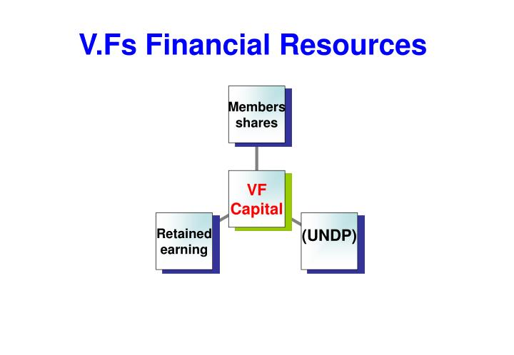 V.Fs Financial Resources