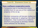 case 3 shareware grows up
