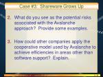 case 3 shareware grows up4