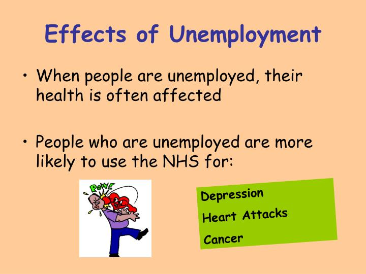 Effects of unemployment2