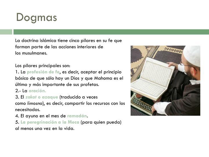 Dogmas