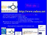 http www euhou net