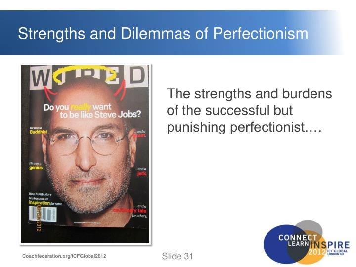 The strengths and burdens of the successful but punishing perfectionist.…