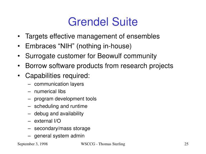Grendel Suite