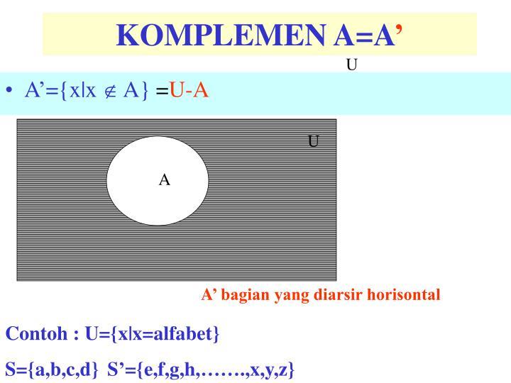 Diagram venn selisih komplemen smartdraw diagrams berdasarkan diagram venn tersebut tentukan banyak anggota daria a ccuart Image collections