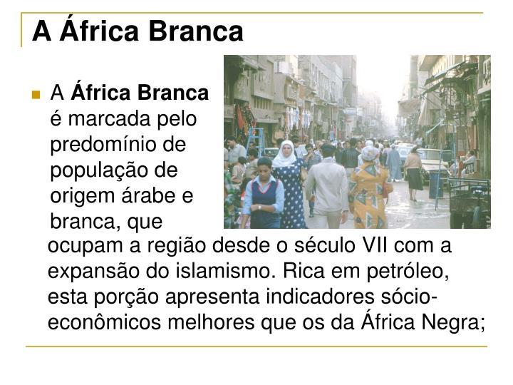 A África Branca