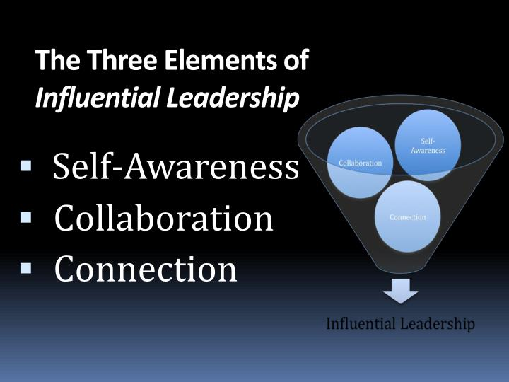 The Three Elements of