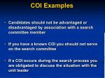 coi examples2