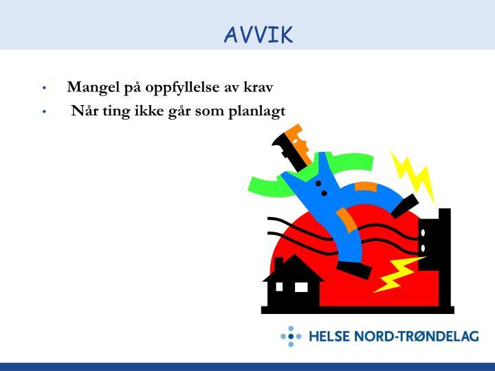 AVVIK