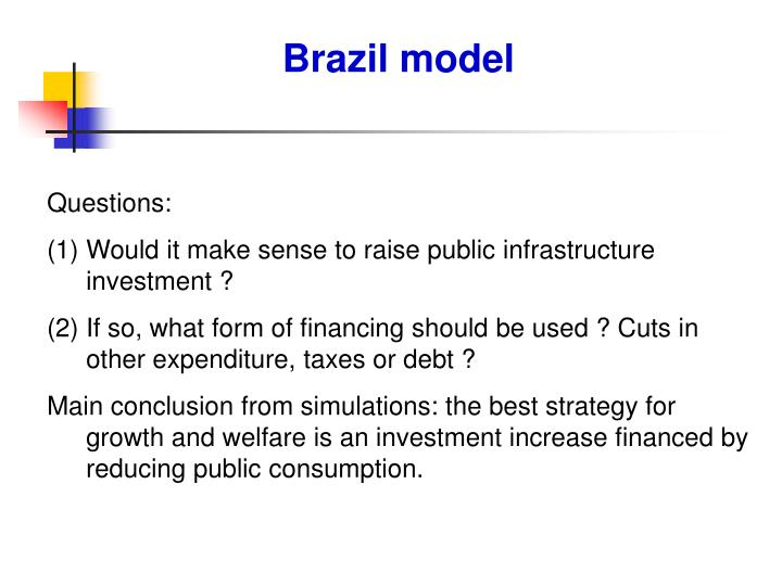 Brazil model