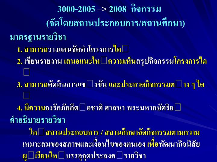 3000-2005