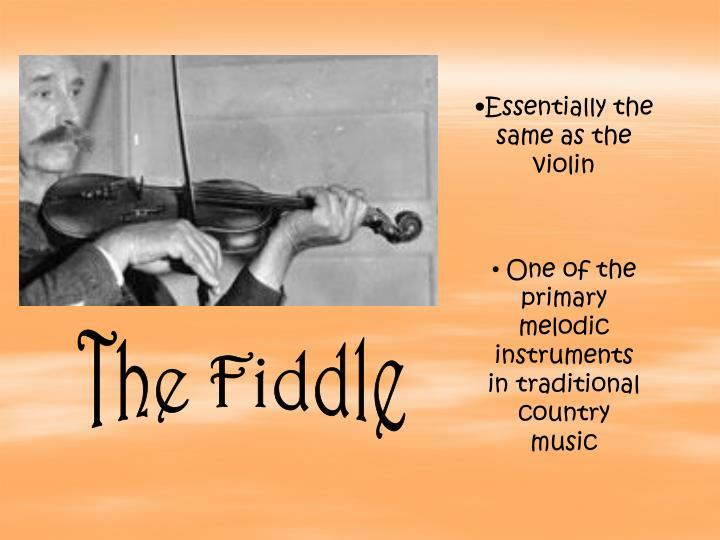 Essentially the same as the violin