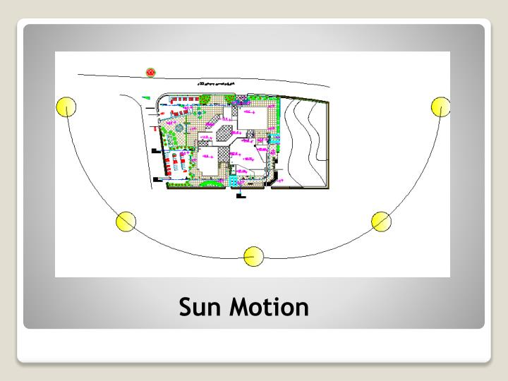 Sun Motion