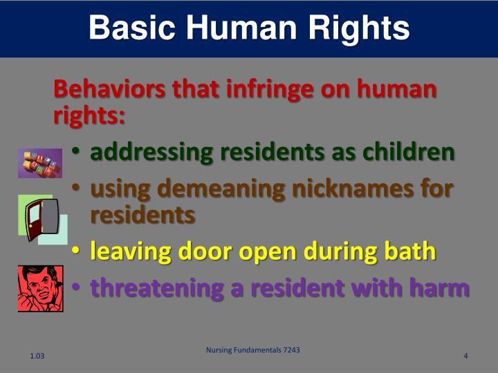 Basic Human