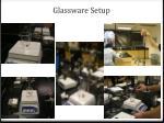 glassware setup