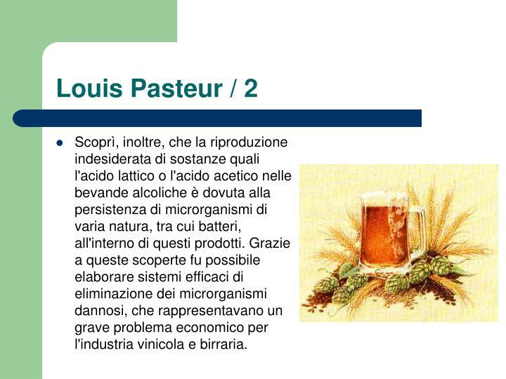 Louis Pasteur / 2