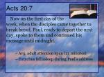 acts 20 7