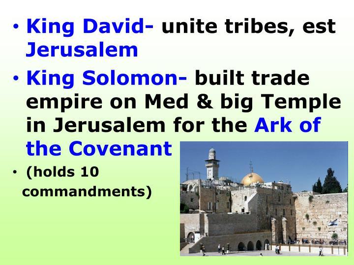 King David-