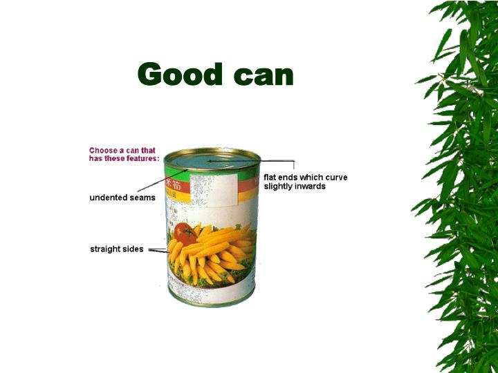 Good can