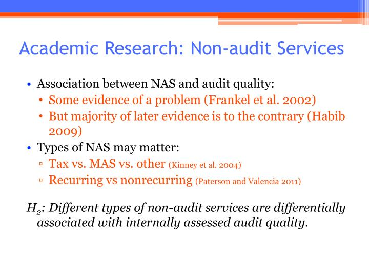 Technical and Administrative Support for Effective Research