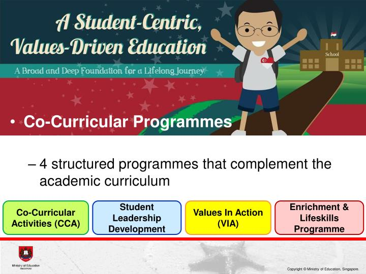 Co-Curricular Programmes