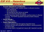 esf 10 hazardous materials2