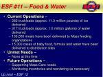 esf 11 food water1