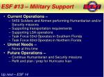 esf 13 military support1