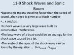 11 9 shock waves and sonic boom