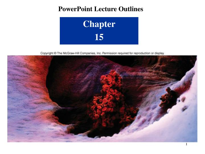 powerpoint lecture outlines n.