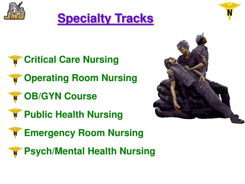 Ppt James Madison University Army Rotc Nursing Program