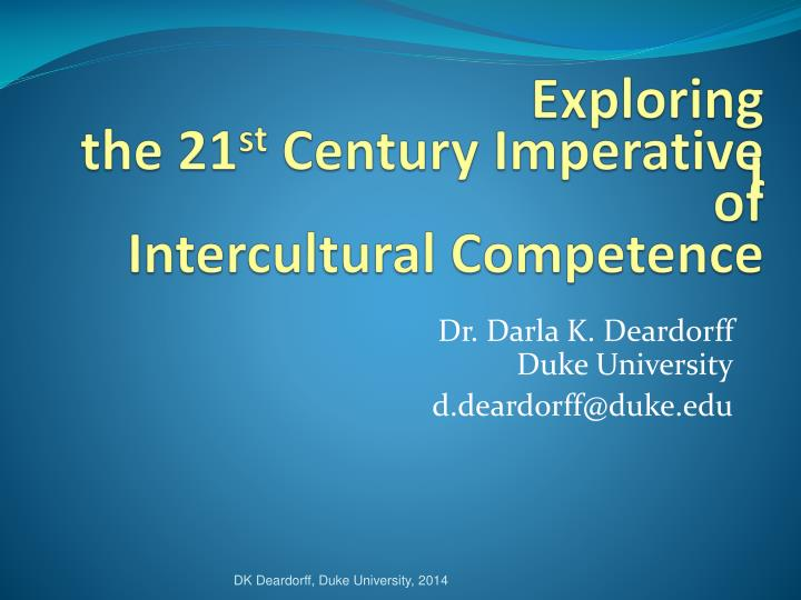 history is not important in intercultural We begin to recognize the importance of intercultural learning and intercultural competence skills when we begin to feel very inept in the new intercultural scholars have posited two worldviews that divide western and non-western cultures these are the linear worldview and the relational worldview.