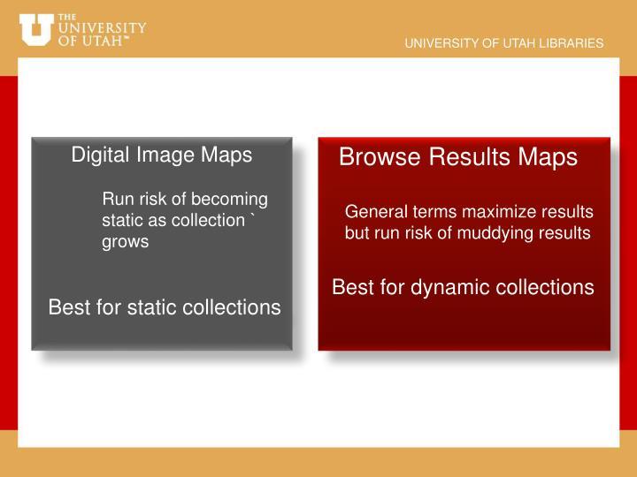 Digital Image Maps