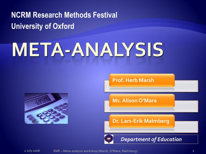 ncrm research methods festival university of oxford n.