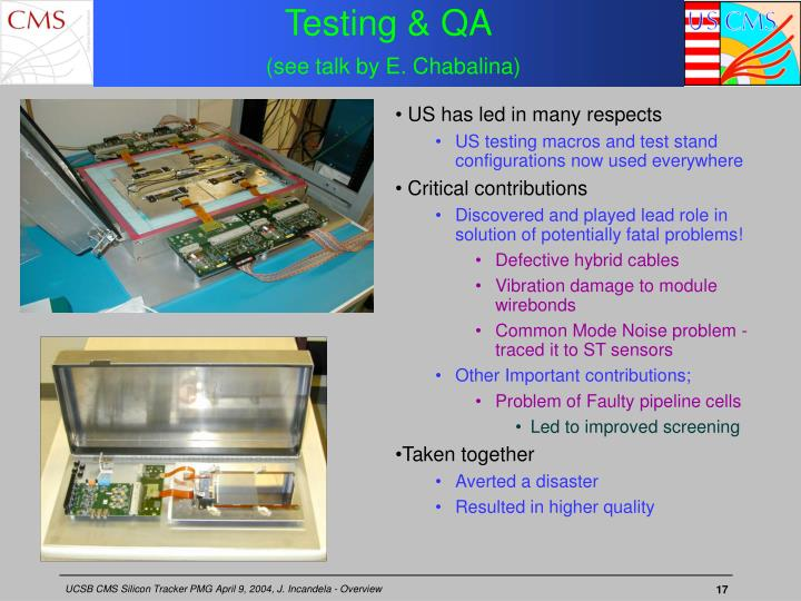 Testing & QA
