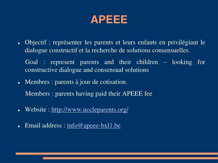 Apeee
