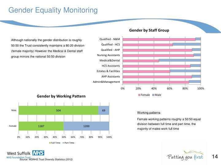 Gender Equality Monitoring