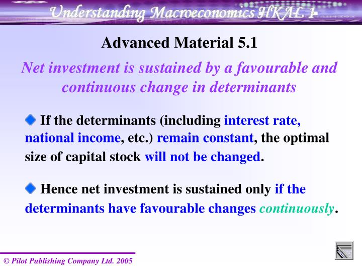 Advanced Material 5.1