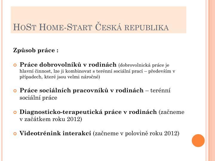 Host home start esk republika1