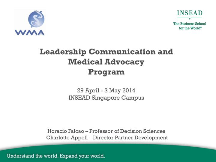 Leadership Communication and